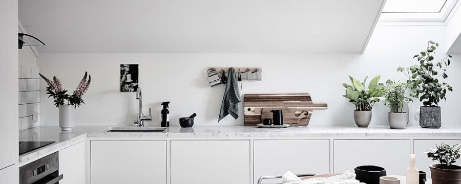 Czy Urządzenie Kuchni Na Poddaszu Może Się Udać Czasnawnętrze