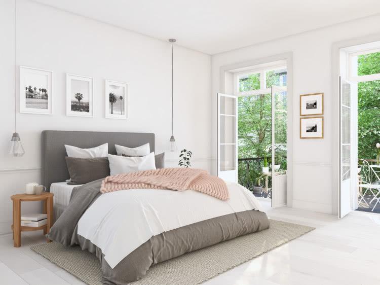 Oświetlenie w sypialni zasady pięknych i praktycznych