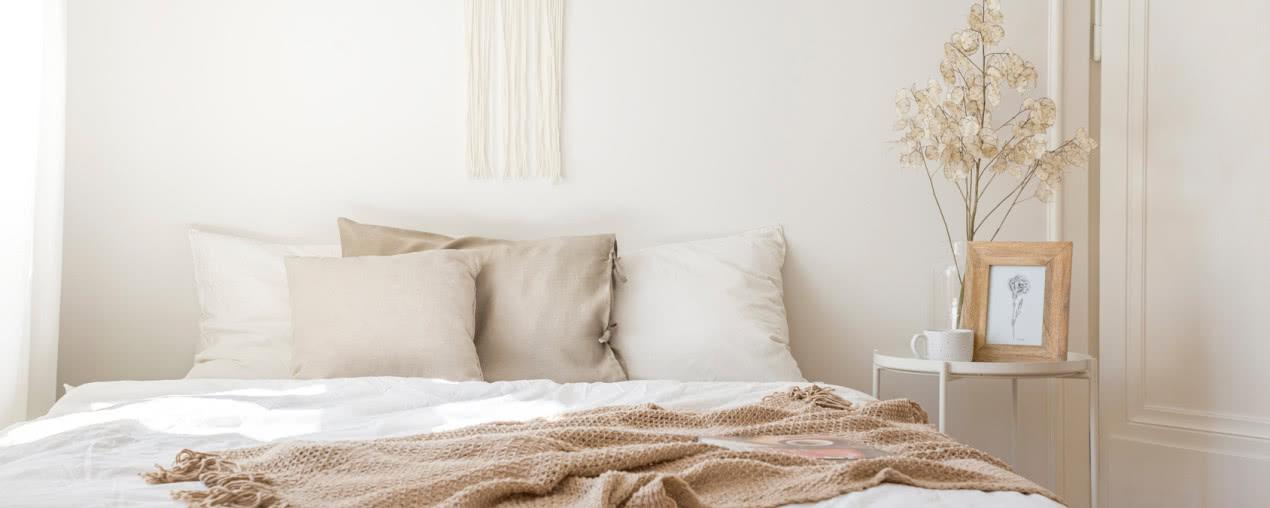łóżko Idealna Wysokość Czasnawnętrze
