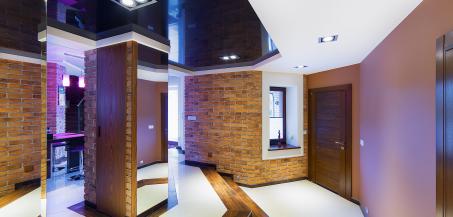 Sufit napinany - czym się charakteryzuje i jak go zamontować?