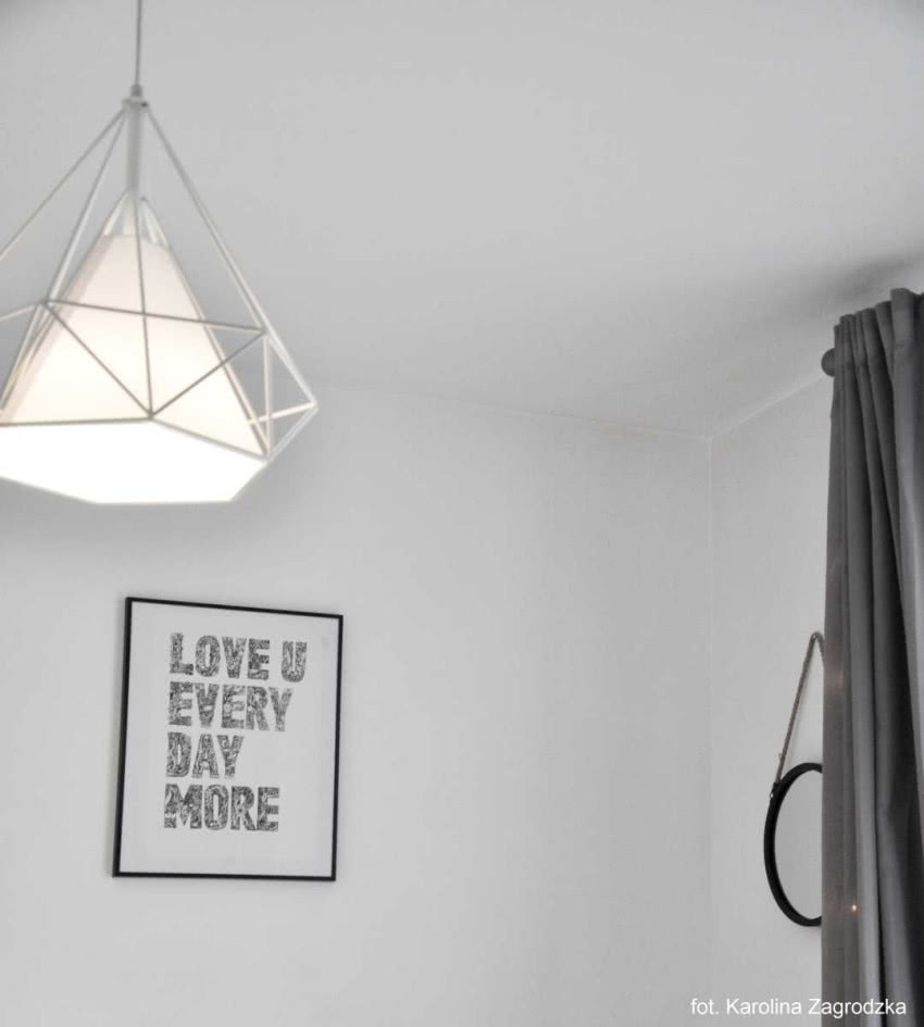 Lampa Cage