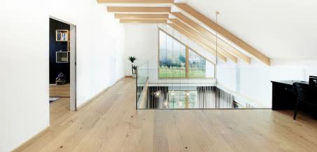 Nowoczesne i klasyczne  pomieszczenia - Dąb Pure