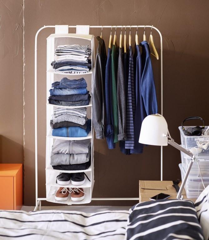 Jak Przechowywać Ubrania W Garderobie Czasnawnętrze