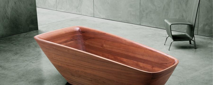 Egzotyczne Drewno W łazience Czasnawnętrze