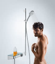 Bateria Shower Tablet Select 300 Ambience 5 Hansgrohe