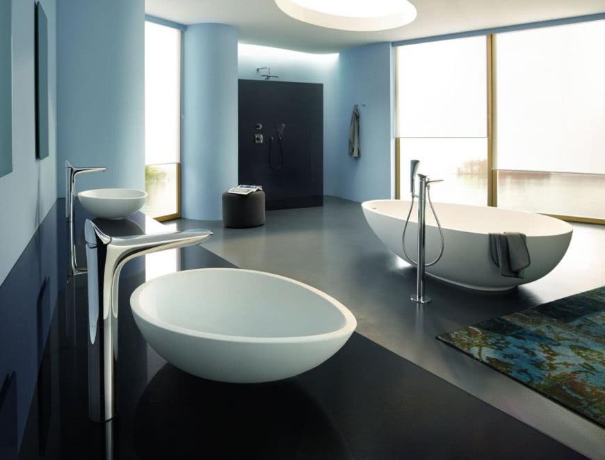 Harmonia I Subtelność W łazience Armatura Kludi Ambienta