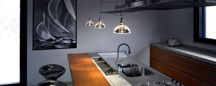 Oświetlenie Kuchni Czasnawnętrze