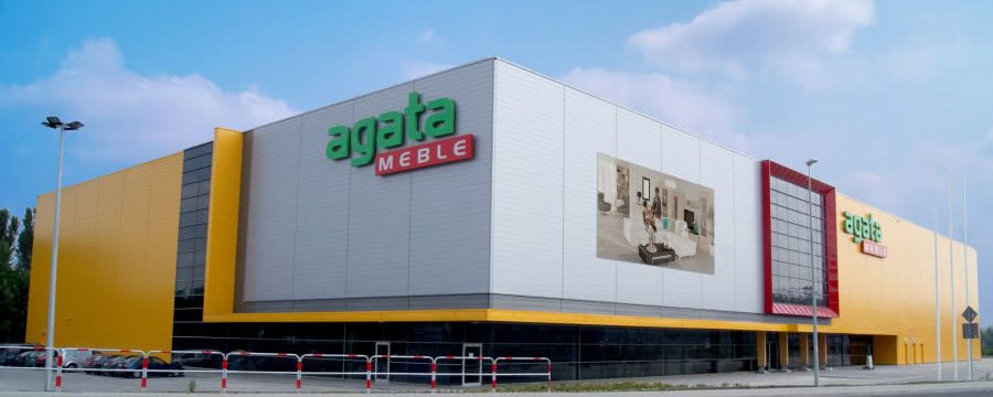 Otwarcie Agata Meble W Krakowie Specjalny Dział Dla Dzieci