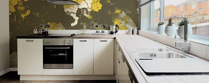 Fototapeta W Kuchni Czasnawnętrze
