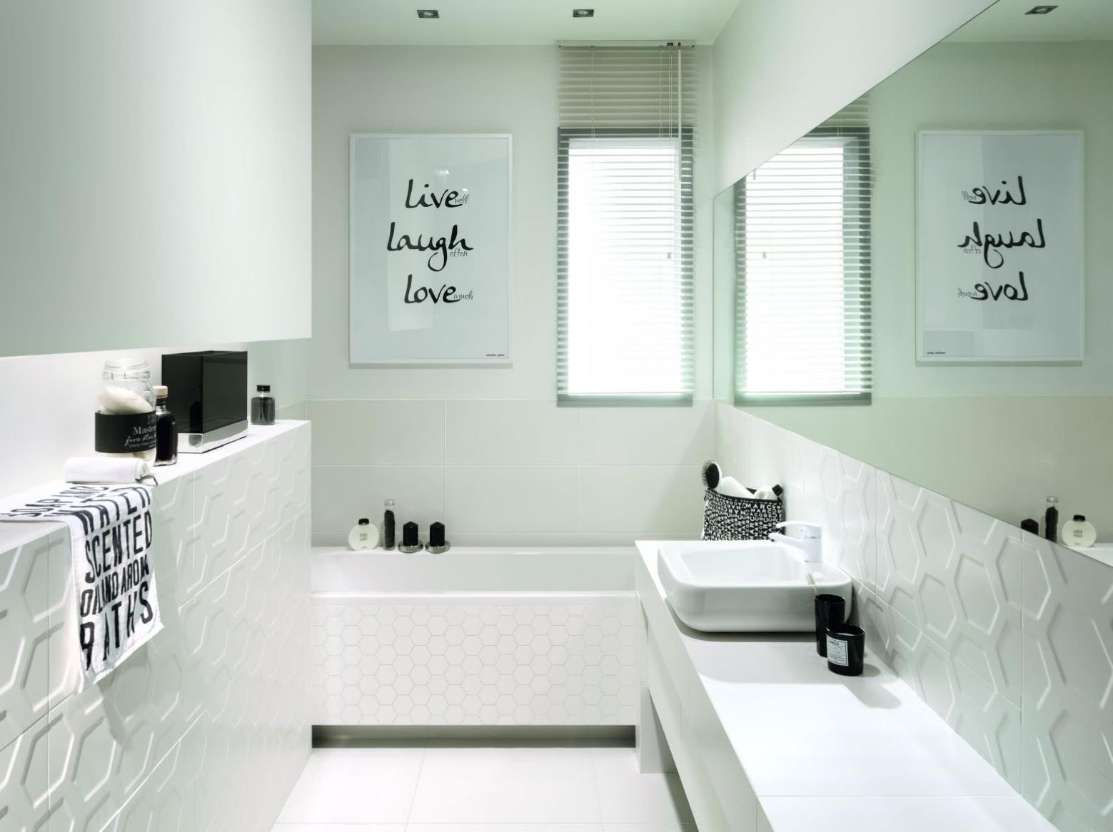Płytki 3d Do łazienki Nowe Trendy Czy Chwilowa Moda
