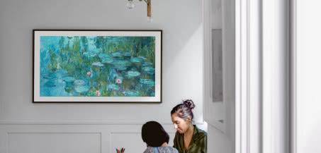 Kochasz malarstwo impresjonistów? Teraz obejrzysz je na ekranie telewizorów Samsung The Frame