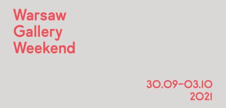 Warsaw Gallery Weekend - Święto sztuki współczesnej już 30 września w Warszawie