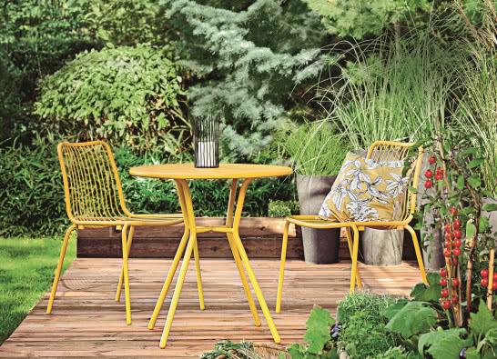 Kolor w ogrodzie - jak łączyć barwy na zewnątrz?