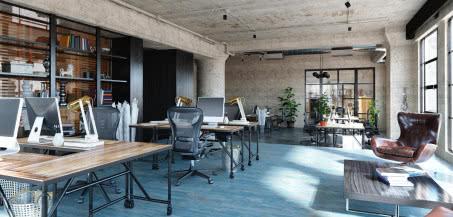 Stylowe biura w centrum Warszawy