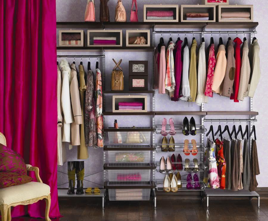 Praktyczna Garderoba I Pojemna Szafa Wnękowa Czasnawnętrze