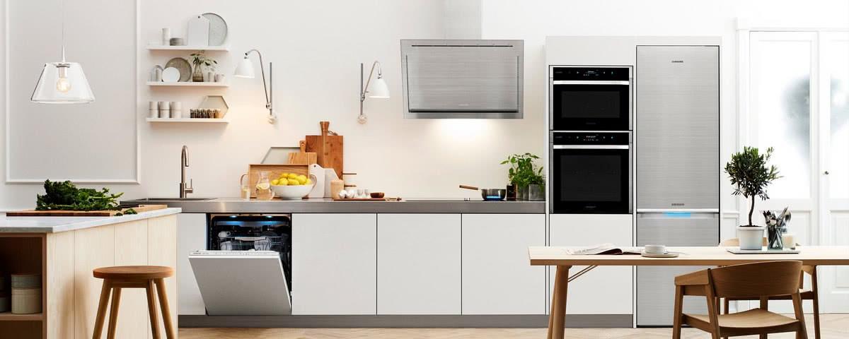 Zmywarki Do Otwartej Kuchni Czasnawnętrze