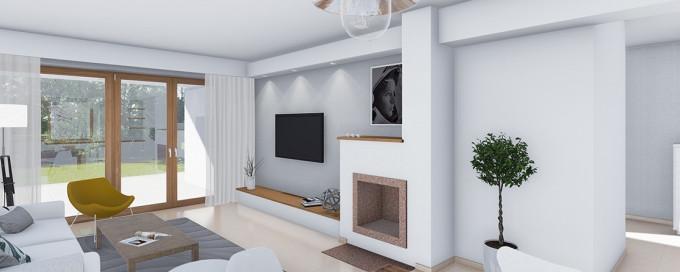 Projekty Domów Z Aranżacją Wnętrz Czasnawnętrze