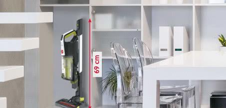 Nowość! Wielofunkcyjny i kompaktowy odkurzacz H-Free 500 firmy Hoover