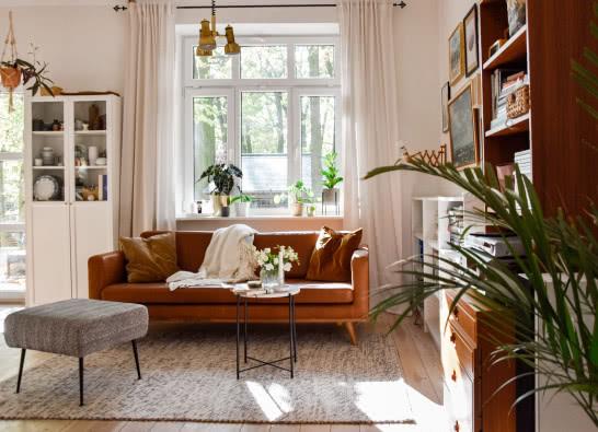 Stara willa w Milanówku - dom blogerki