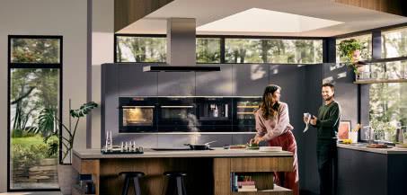 Prawdziwie intuicyjne urządzenia, które tworzą kuchnię marzeń