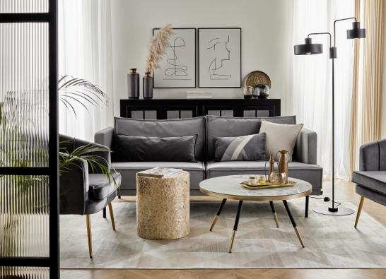 Jakie meble i dodatki wybrać, aby pasowały do twojego salonu?