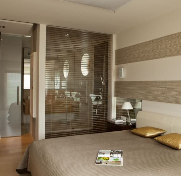 Szklane ściany Apartamentu Zdjęcie 11 Galeria Czasnawnętrze