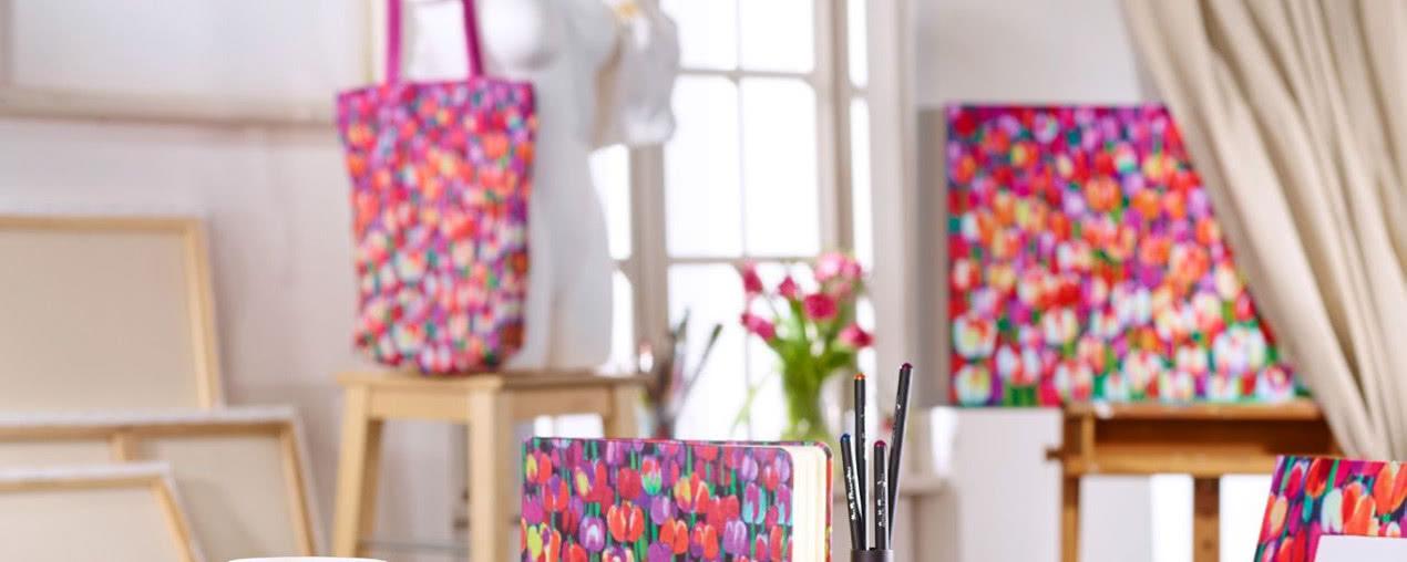 Tulipany Beaty Murawskiej W Strefie Sztuki Empiku Czasnawnetrze