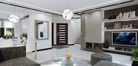 Projekty domów z aranżacją wnętrz - poczuj się jak we własnym domu już na etapie wyboru projektu