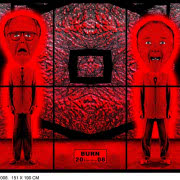 Gilbert & George, HOMEY, 2008, © Gilbert & George