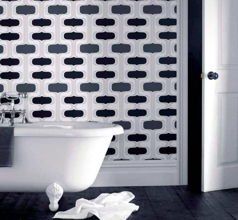 Płytki Tapeta Czy Farba Co Na ściany W łazience