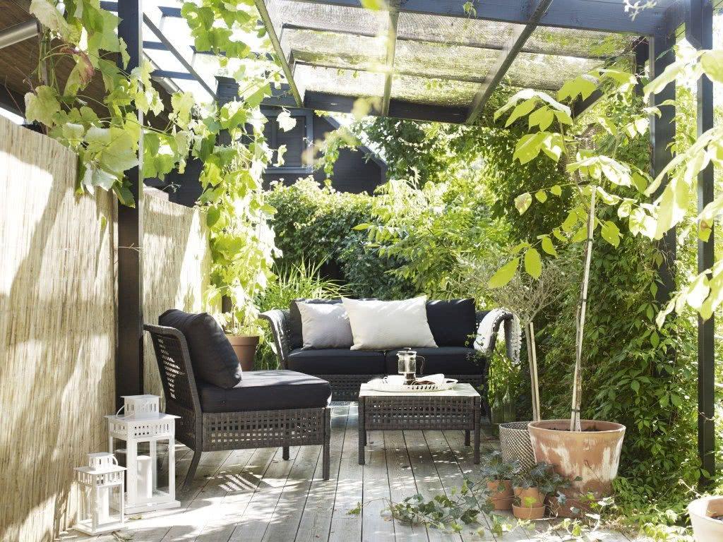 Piękny Ogród I Taras Jak Urządzić Czasnawnętrze