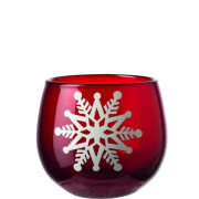 Porcelanowa patera z kolekcji Winter Delight,...