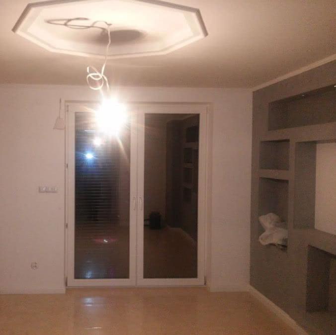 lampy sufitowe w salonie czasnawnętrze