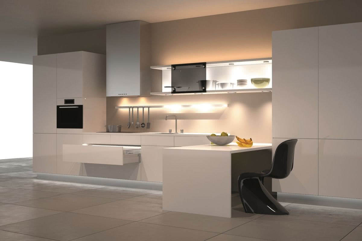 Oświetlenie Kuchni Jak Je Zaplanować Czasnawnętrze