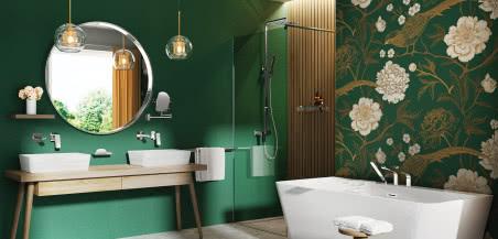 Nowoczesna łazienka z efektem wow! Sprawdź, czego nie może w niej zabraknąć