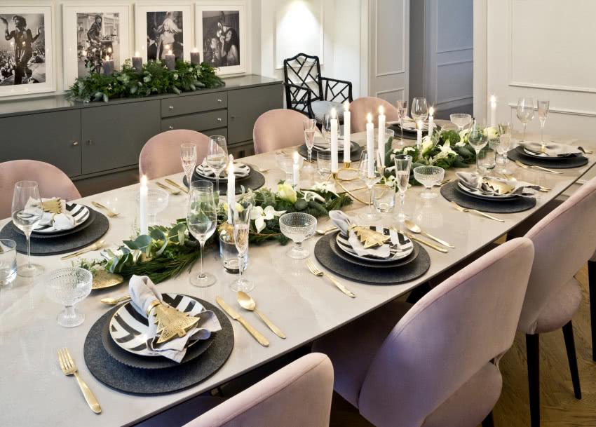 fdd0b3b629d606 Jak udekorować stół na Święta? - zdjęcie 7   Galeria CzasNaWnętrze