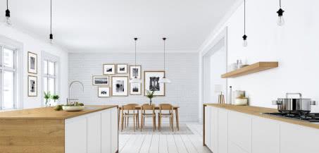 Idealne wnętrze dla miłośników eleganckiego minimalizmu