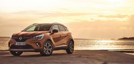 Jak wygląda wnętrze nowego Renault Captur?