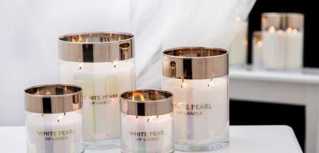 Perła wśród świec perfumowanych