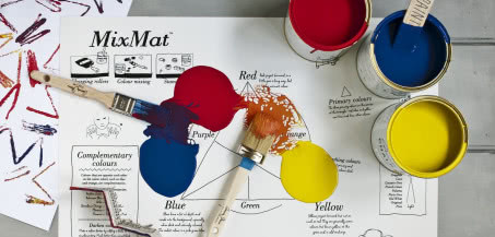 Rodzaje farb do wnętrz i ich charakterystyka