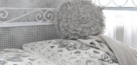 Poduszka podłogowa Dusty Flower Jeanne d'Arc