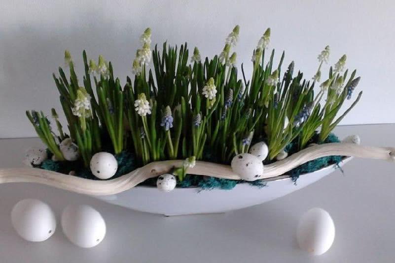 Wielkanocny Stroik Inspirujące Pomysły Czasnawnętrze