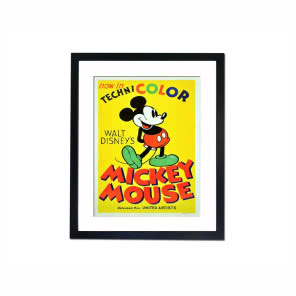 Plakat Mickey Mouse, WESTWING