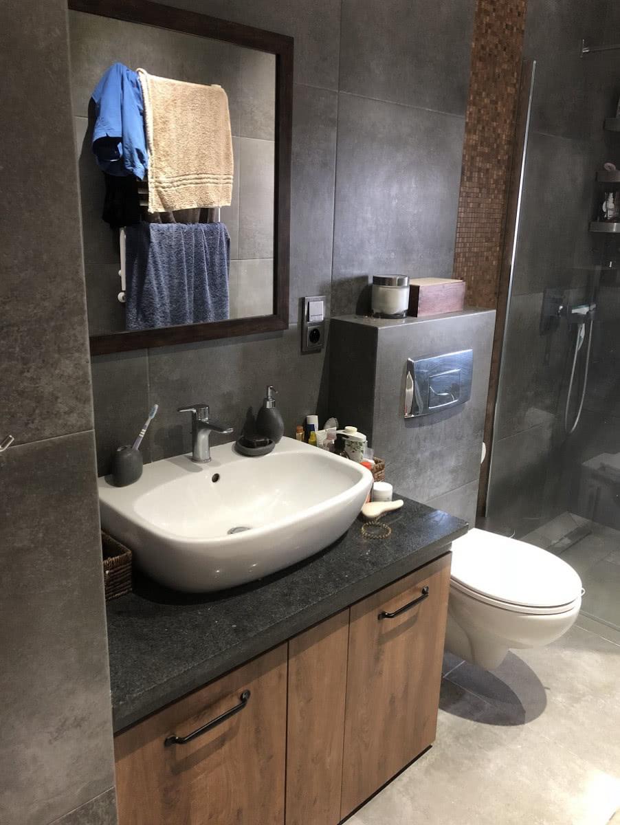 Jak Dobrać Dodatki Do Szarej łazienki Czasnawnętrze