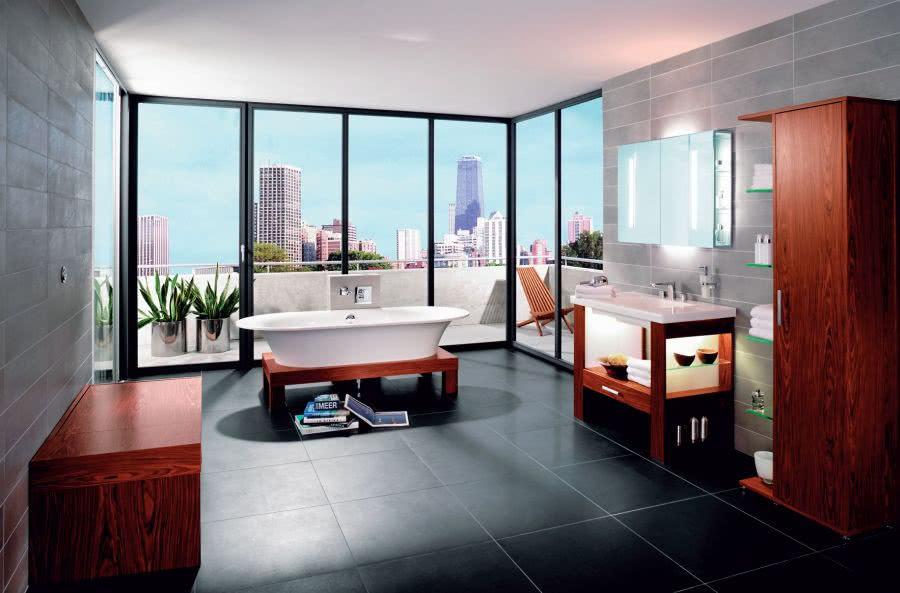 Jak Urządzić Dużą łazienkę Czasnawnętrze