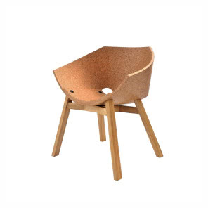 Corkigami Chair, GREEN DESIGN GALLERY, 2855 zł