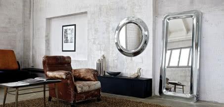 Włoskie lustra od J&J glass & design dostępne w Polsce! Już 18 września otwarcie showroomu!