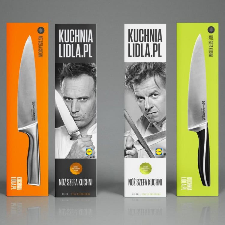 Nóż Szafa Kuchni Od Pascala I Okrasy Promocja Lidla
