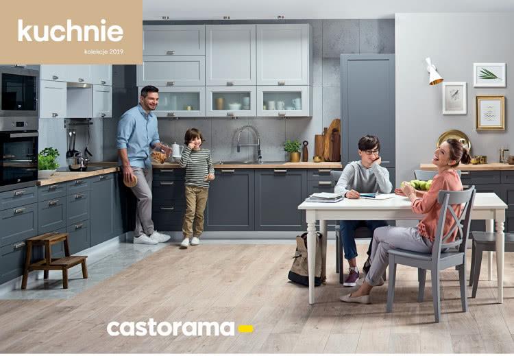 Nowy Katalog Castoramy Kuchnie Kolekcje 2019 Czasnawnętrze