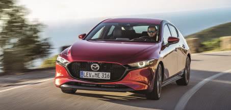 Harmonia na kołach - nowa Mazda 3
